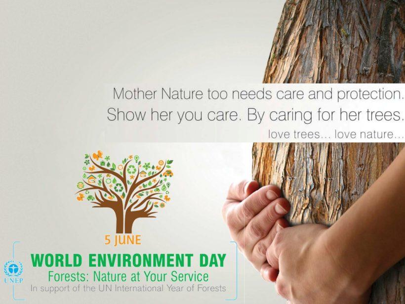 5 ივნისი – გარემოს დაცვის მსოფლიო დღე